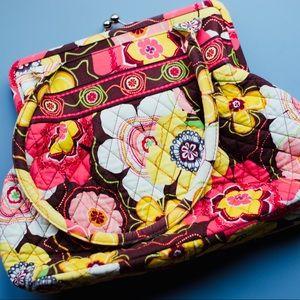 "Vera Bradley ""Buttercup"" Print Handbag"